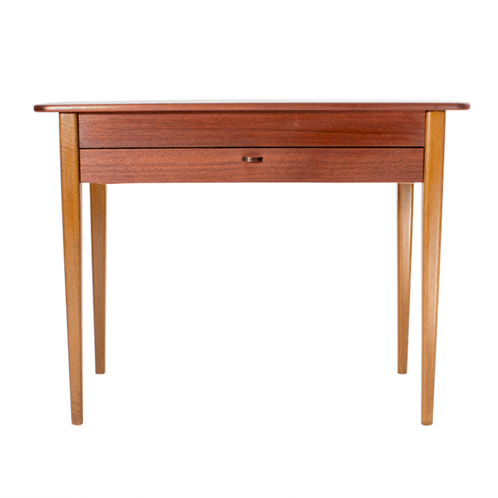 Danish modern Sewing Table or side table